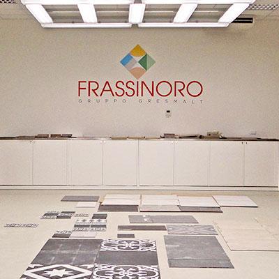 Il nuovo laboratorio Frassinoro
